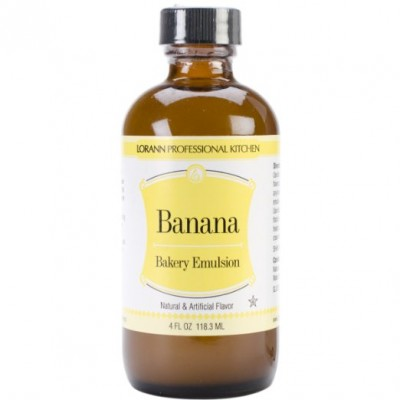 Arôme émulsion banane de LorAnn Oils