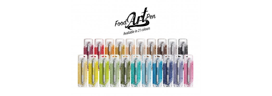 Edible pen