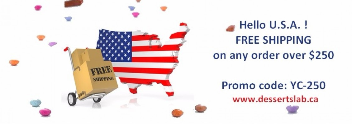 free shipping for USA