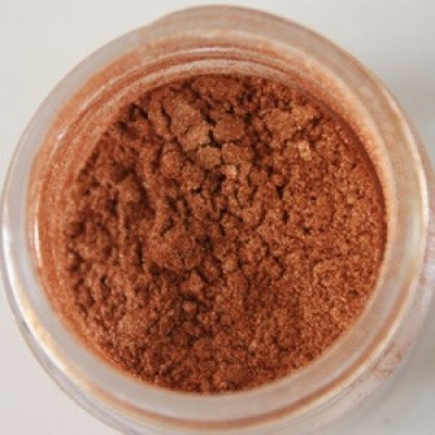Bronze luster dust by Petal crafts