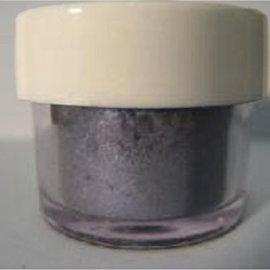 Peinture comestible argent (luster dust) de Pétal craft